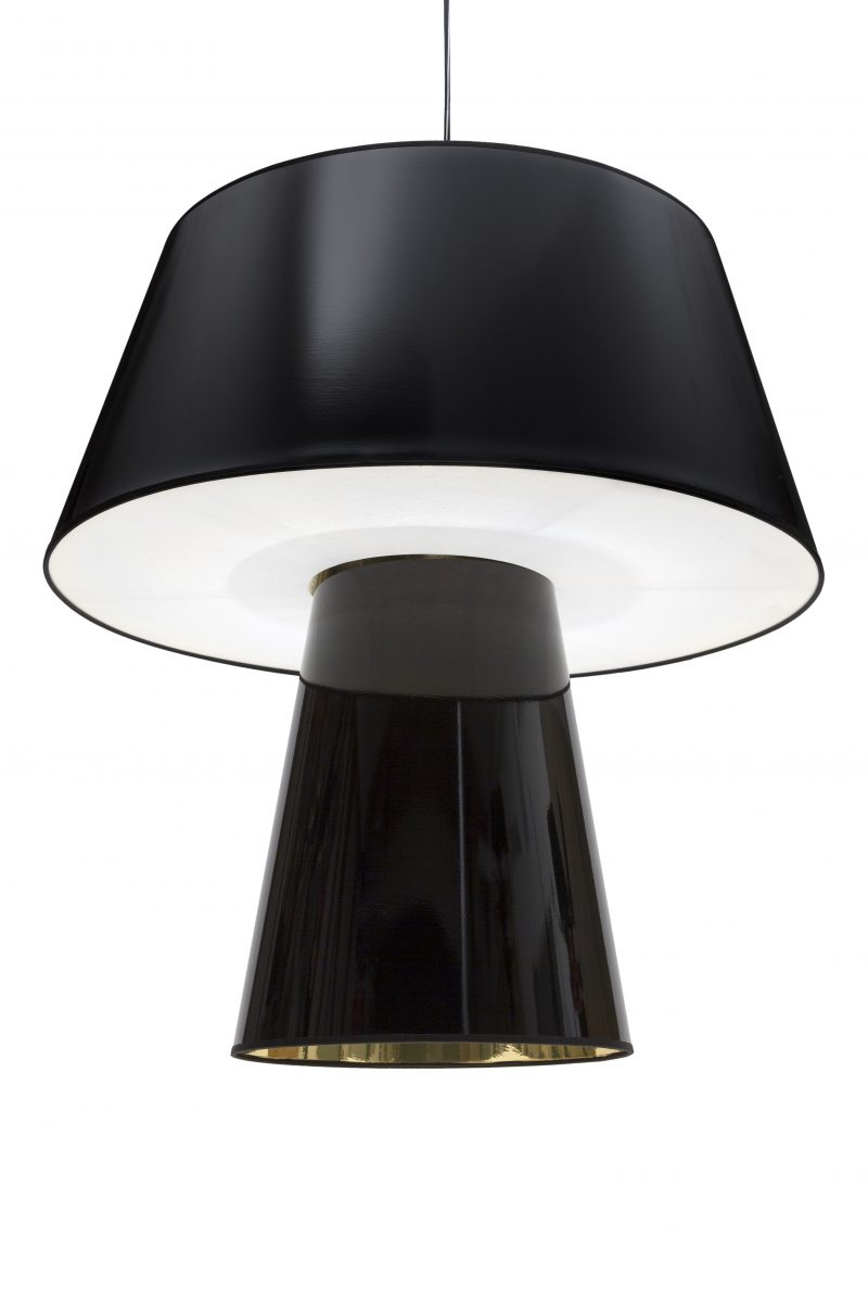 ASCETE SHADE suspension black
