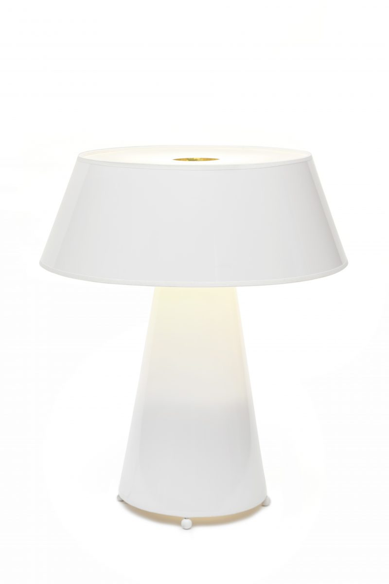 ASCETE SHADE table white