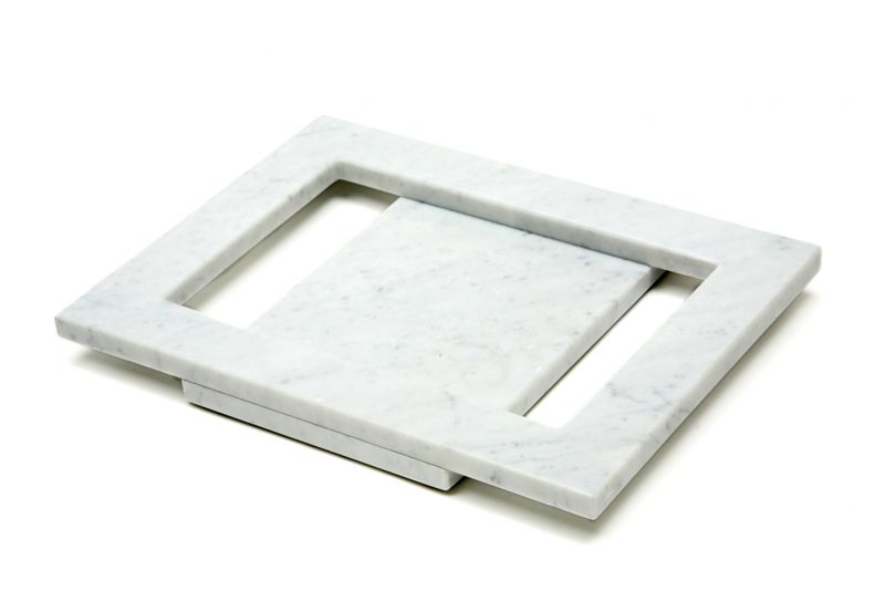 ASCETE design Pierre Gonalons tray COURTESY white 2006
